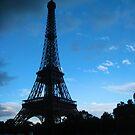 Eiffel by Kklove