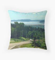 Glooscap Trail Throw Pillow