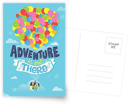 Adventure is out there by Risa Rodil