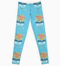 Adventure is out there Leggings