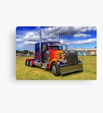 Optimus Canvas Print