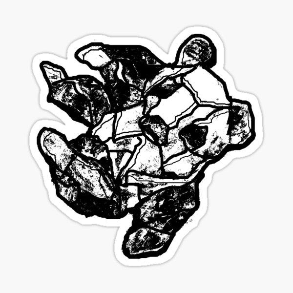 Paperwork panda Sticker