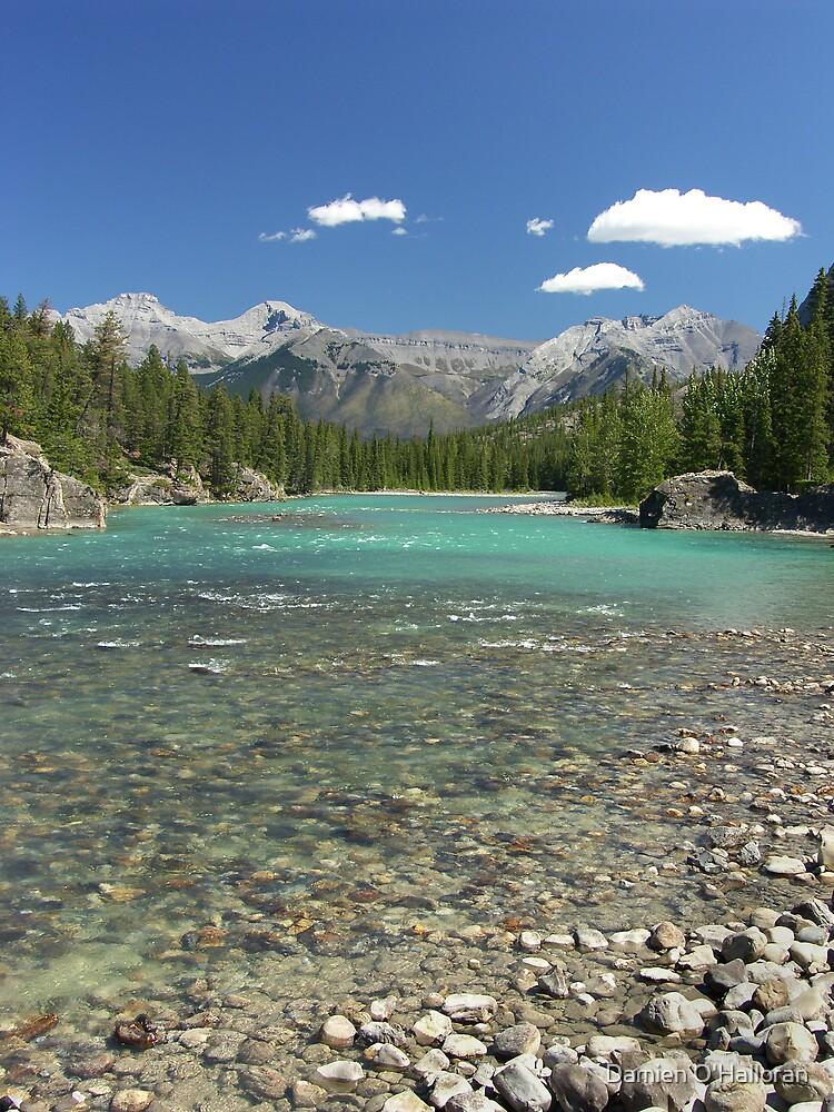 Banff National Park by Damien O'Halloran