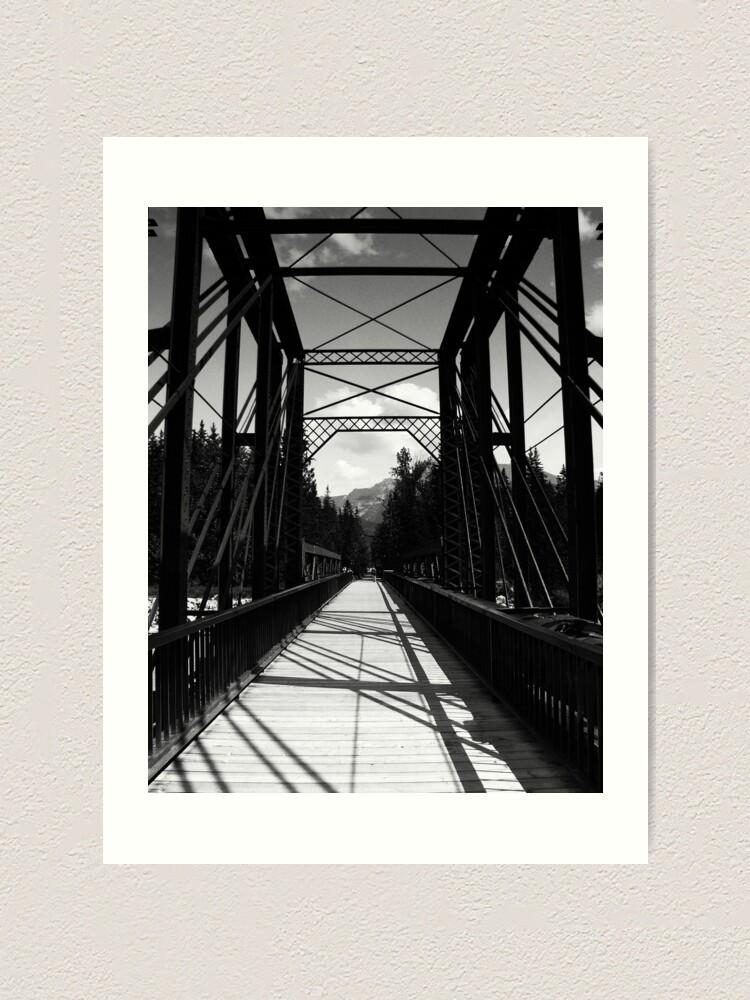Alternate view of Angles Art Print