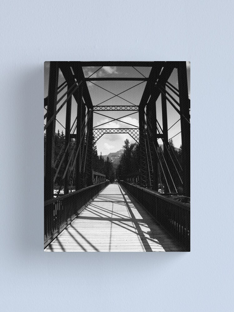 Alternate view of Angles Canvas Print