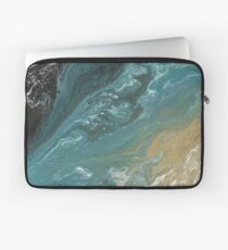 Abstract Beach Laptop Sleeve