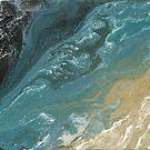 Abstract Beach by 86248Diamond