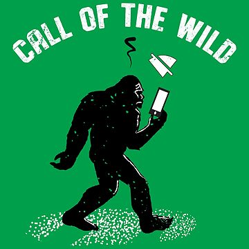 Bigfoot Call Of The Wild 2 by oberdoofus