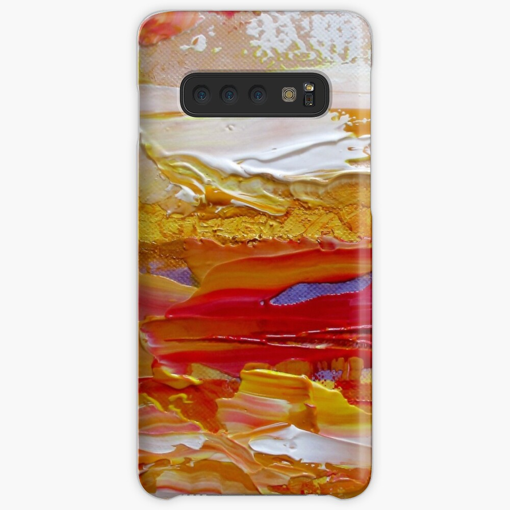 Red Ochre By V.kelly Case & Skin for Samsung Galaxy