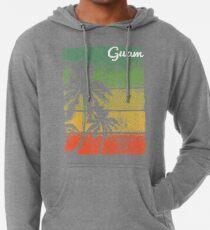 Tropisches Guam-Hemd Leichter Hoodie