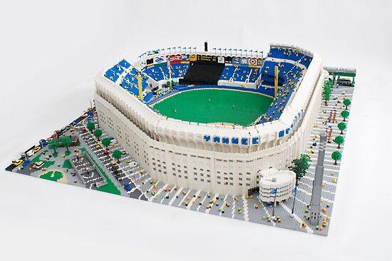 Yankee Stadium by Sean Kenney