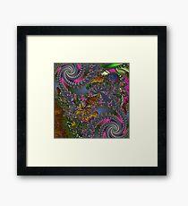 D1G1TAL-M00DZ ~ GALLIMAUFRY ~ Spring Rain by tasmanianartist Framed Print