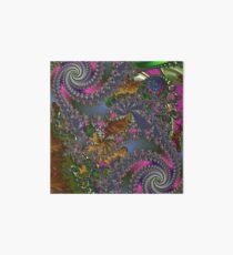D1G1TAL-M00DZ ~ GALLIMAUFRY ~ Spring Rain by tasmanianartist Art Board