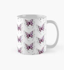 Purple Butterfly  Mug