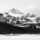 Mount Gould ~ East Glacier National Park ~ Montana by Barbara Burkhardt