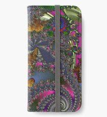 D1G1TAL-M00DZ ~ GALLIMAUFRY ~ Spring Rain by tasmanianartist iPhone Wallet/Case/Skin