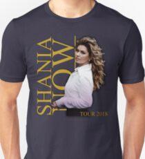 Top art Shania Now 2018 tour Exclusive Twain Unisex T-Shirt