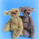 Bear  mates by Penny Bonser