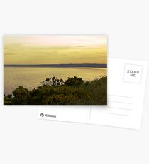 CALM SEA Postcards