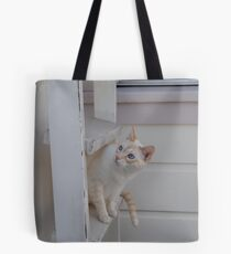 Scoping Things  Out Tote Bag