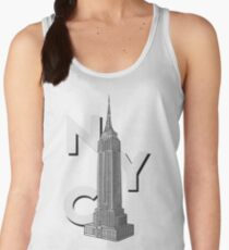 NYC Empire State  Women's Tank Top
