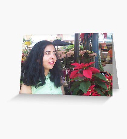 Princess Angel Sunilism TM Greeting Card