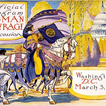 Woman suffrage procession by boogeyman