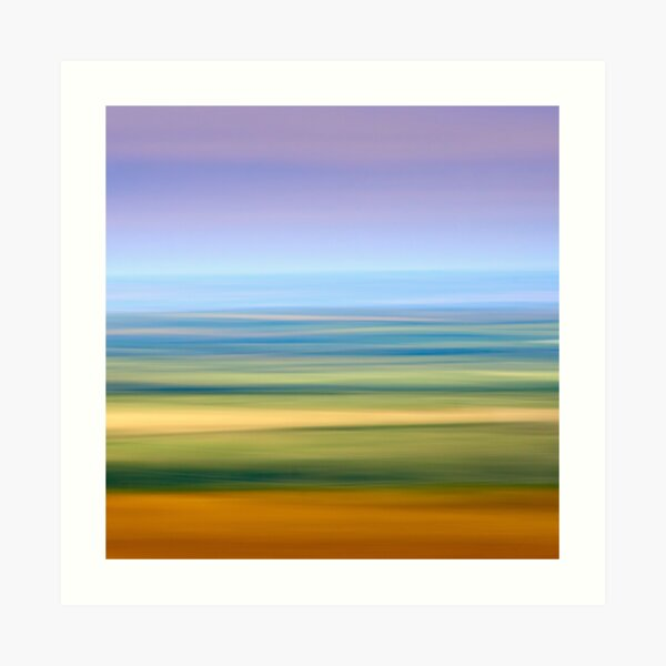Towards Bude One Art Print