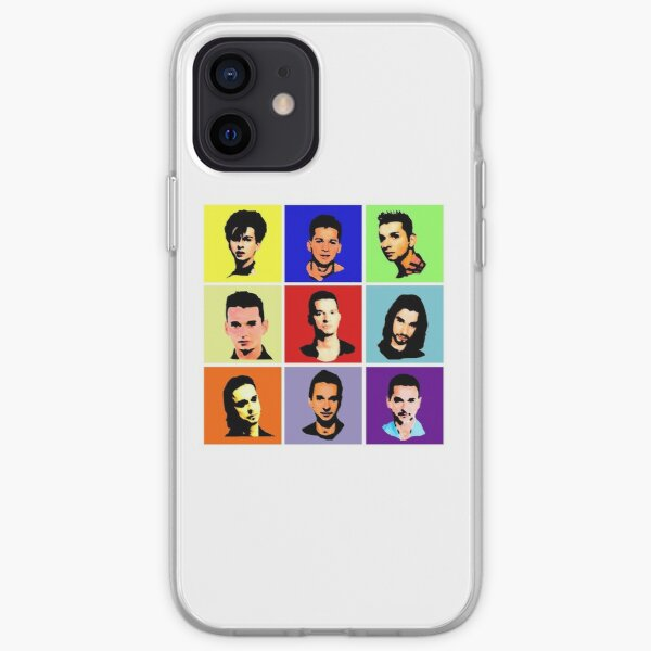 Shades of Dave iPhone Soft Case