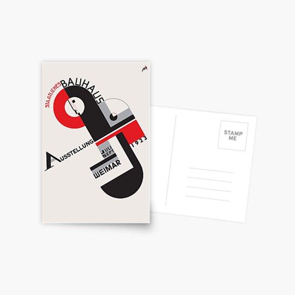 Bauhaus#6 Postcard