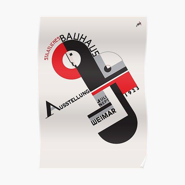 Bauhaus#6 Poster