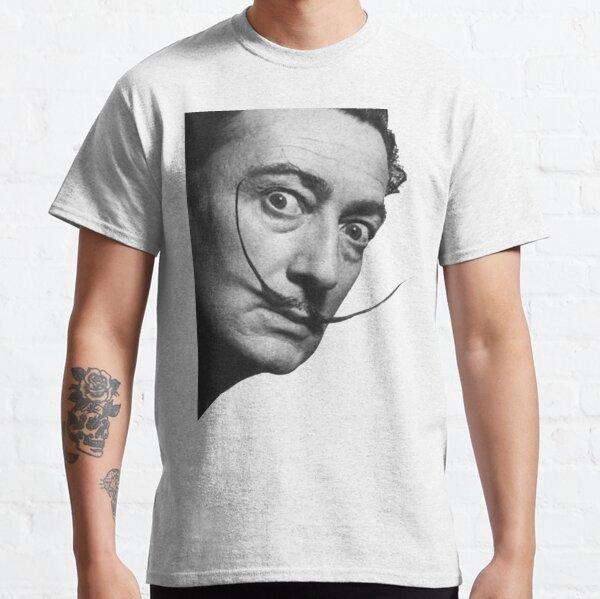 Salvador Dali. Portrait. Classic T-Shirt