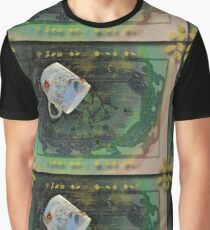 Tea Leaves Reading Graphic T-Shirt
