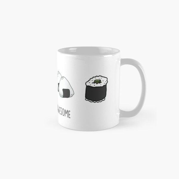 Soy Awesome Classic Mug