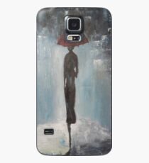 Alone in the night Case/Skin for Samsung Galaxy