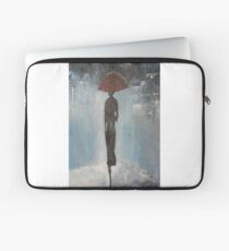 Alone in the night Laptop Sleeve
