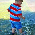 Splish Splash by Serenity Stewart