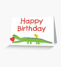 Chompie Birthday ll - card  Greeting Card