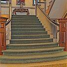 Up The Stairway by Deri Dority