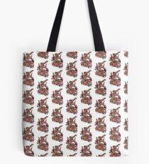 Dragon tattoo  Tote Bag