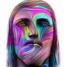 Christ Colors-WHITE by Felipe Navega