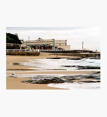 Newcastle Beach Photographic Print
