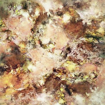 Abraded surface by KeithMillsArt