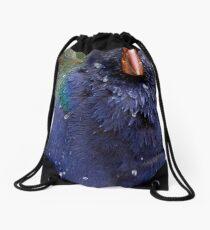 Takahe Splash Drawstring Bag