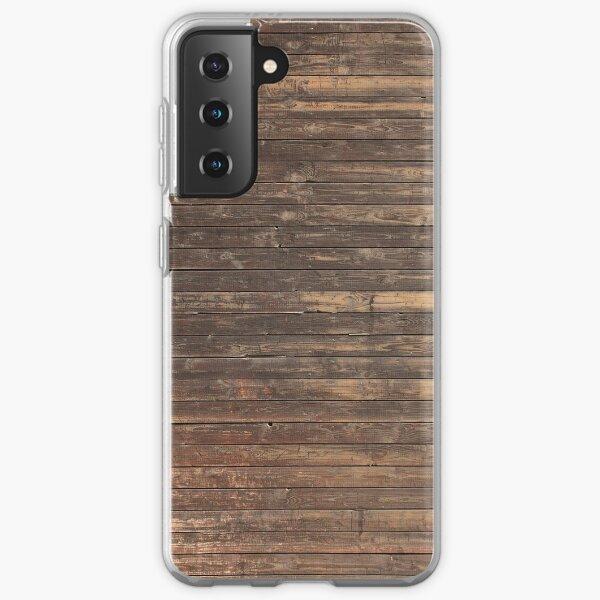Wood Samsung Galaxy Soft Case
