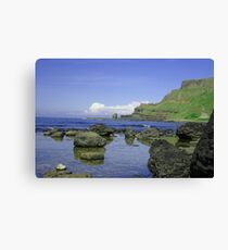Giants Causeway, Northern Ireland Canvas Print
