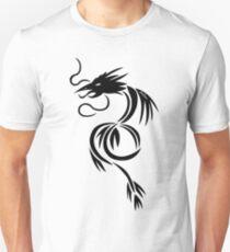 Gothic Black Leviathan Unisex T-Shirt