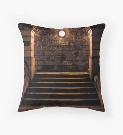 Dungeon Throw Pillow