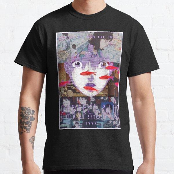 Perfect Blue Satoshi Kon Animated Film Collage Classic T-Shirt