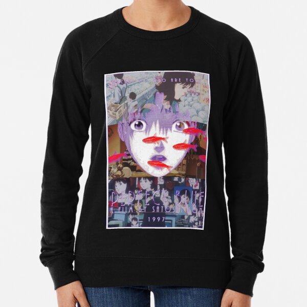 Perfect Blue Satoshi Kon Animated Film Collage Lightweight Sweatshirt